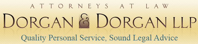 DorganLaw Home Logo